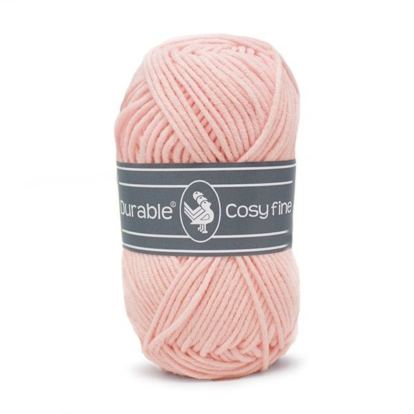 Durable Cosyfine col.203 / Light pink