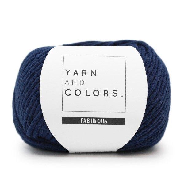 Fabulous - col.060 - Navi Blue