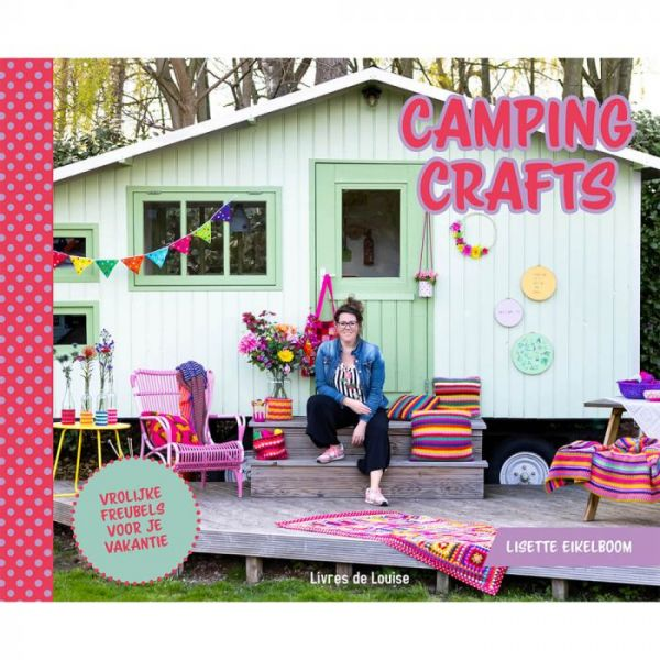 Buch `Camping Crafts`