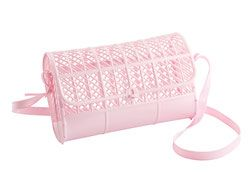 Sun Jellies - Light Pink Jelly Purse