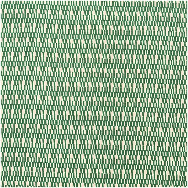 Baumwollstoff von Rico Design - Retro (grün)