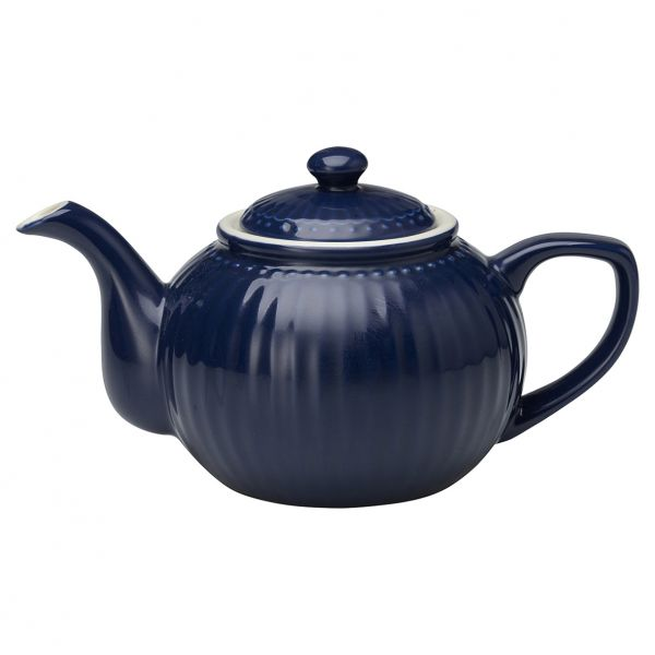 Teapot Alice dark blue von GreenGate