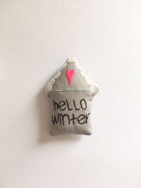 Deko Haus - Hello Winter