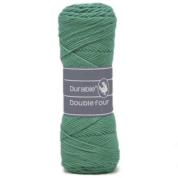 Durable Double Four - 2139 - agate green