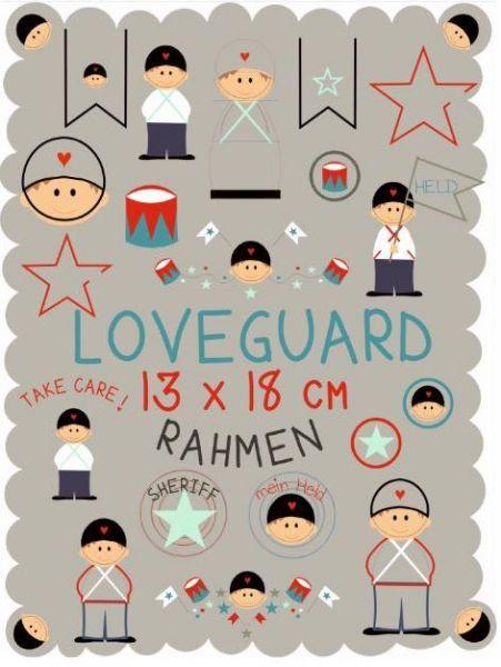 LOVEGUARD 13x18