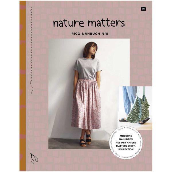 Das kleine Rico Nähbuch Nature Matters