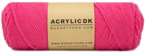BUDGETYARN - Acrylic DK - 035