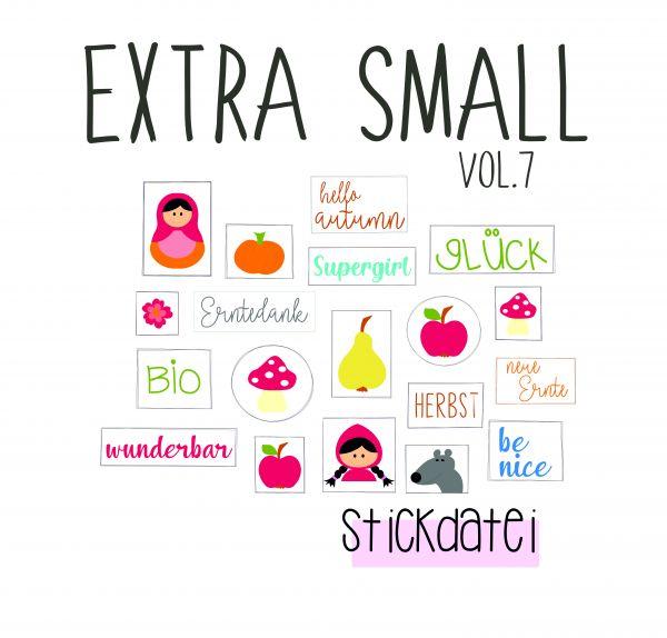 extra small - vol.7