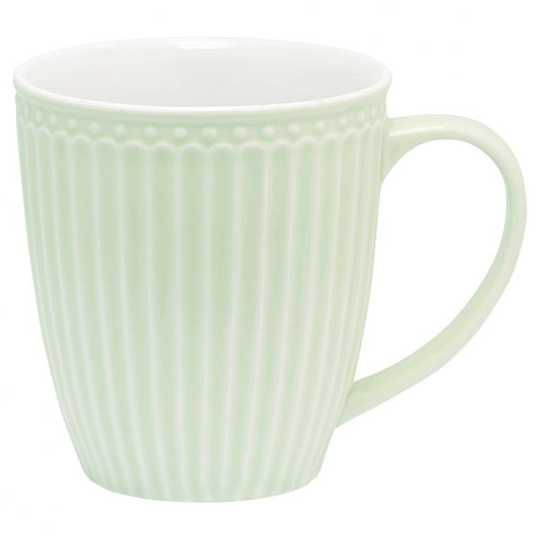 Alice - Mug pale green von GreenGate