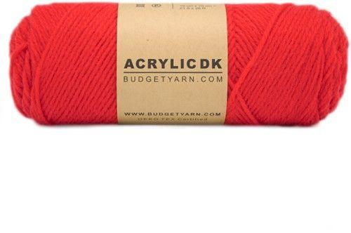 BUDGETYARN - Acrylic DK - 032