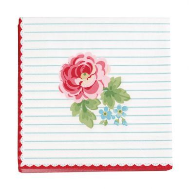 Papierserviette Lilly von GreenGate