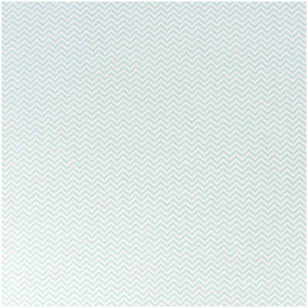 Baumwollstoff (Bündel) von Rico Design ( mint zickzack)