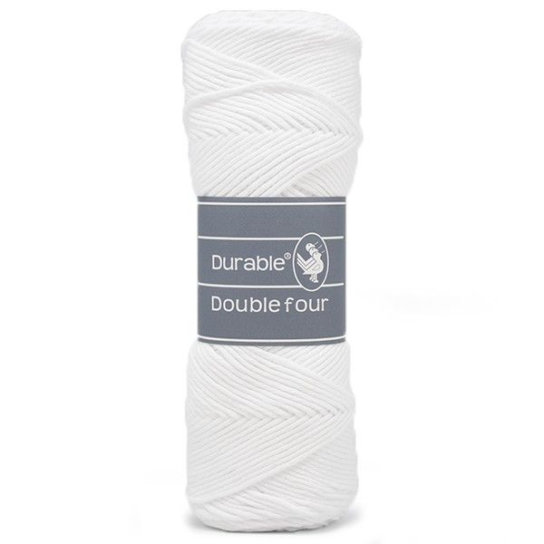 Durable Double Four - 310 - white
