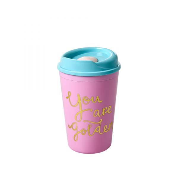 Therm Cup in Pink von Rice