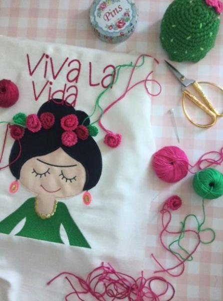 Materialset - Maschenpäckchen Frida