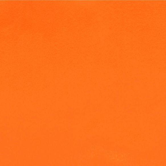 Filz - 2 mm - col no 021 - hell orange