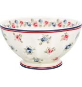 French Bowl Medium Hailey White von GreenGate