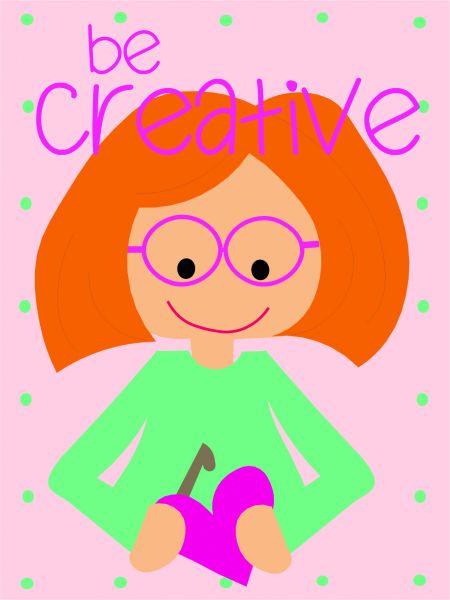 Postkarte - DIY - be creative