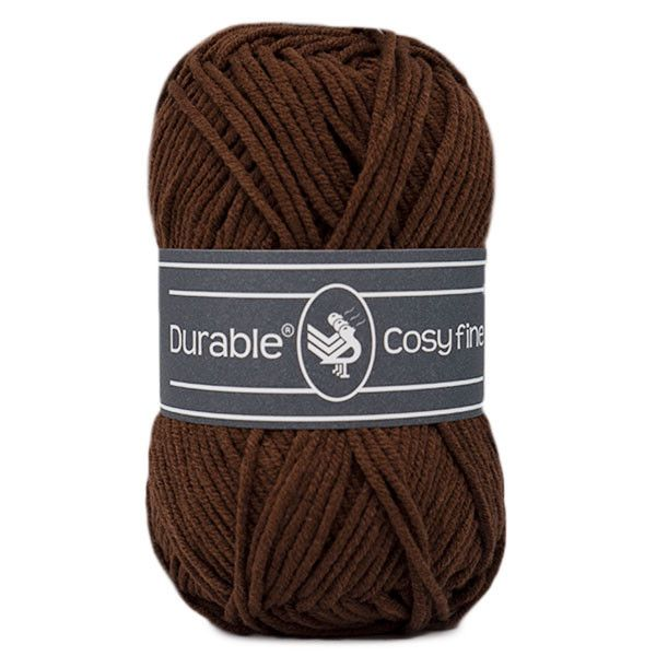 Durable Cosyfine col.385 / coffee