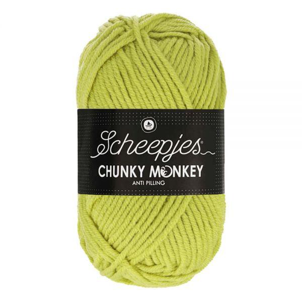 CHUNKEY MONKEY col.1822 - Chartreuse
