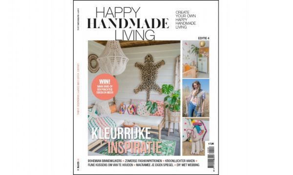 Happy Handmade Living - Ausgabe 4