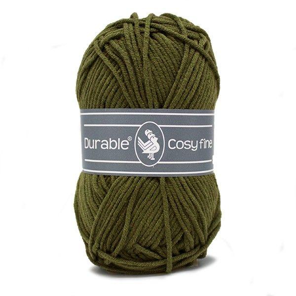 Durable Cosyfine col.149 / dark olive