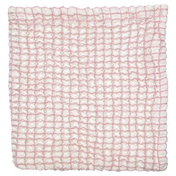 Waffle Dish cloth Alice pale pink von GreenGate