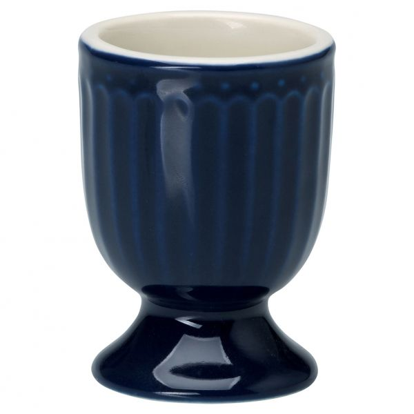 Egg cup Alice dark blue von GreenGate