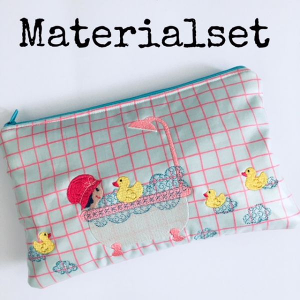 Materialset - DIY - Badetasche