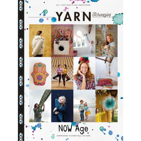 Magazin YARN - Now Age (in englischer Sprache)