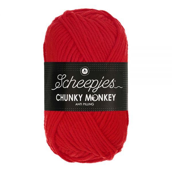 CHUNKEY MONKEY col.1010 - Scarlet