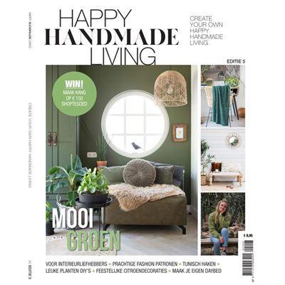 Happy Handmade Living - Ausgabe 5