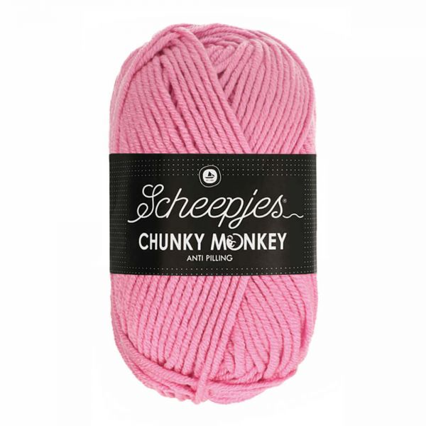 CHUNKEY MONKEY col.1241 - Rose