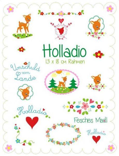 Holladio 13x18