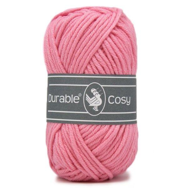 Durable Cosy col.239 / flamingo pink