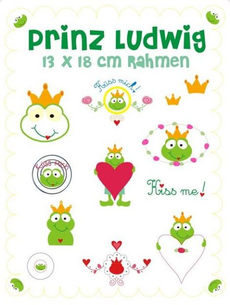 Prinz Ludwig 13x18