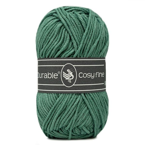 Durable Cosyfine col.2133 / dark mint