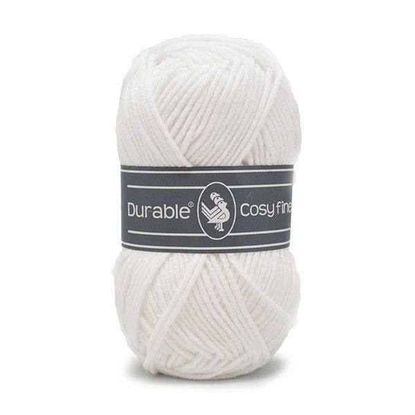 Durable Cosyfine col.310 / White