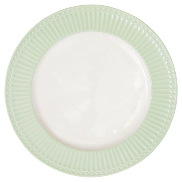 Dinner Plate Alice pale green von GreenGate