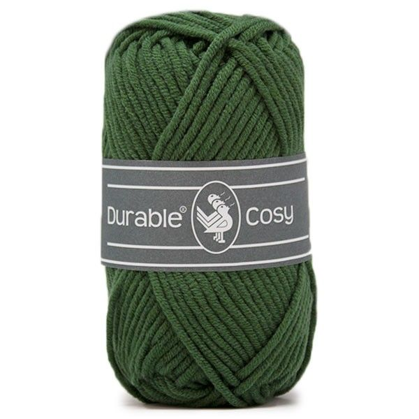 Durable Cosy col.2150 / forest green