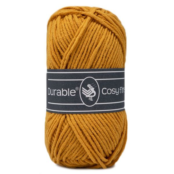Durable Cosyfine col.2211 / curry