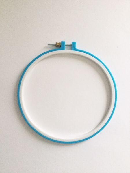 Stickrahmeen Durchmesser 20 cm