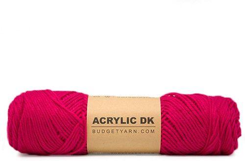 BUDGETYARN - Acrylic DK - 033