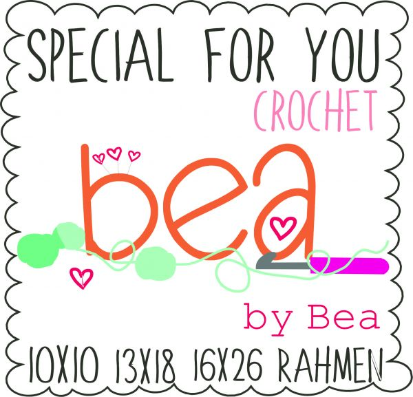 SPECIAL FOR YOU - Crochet