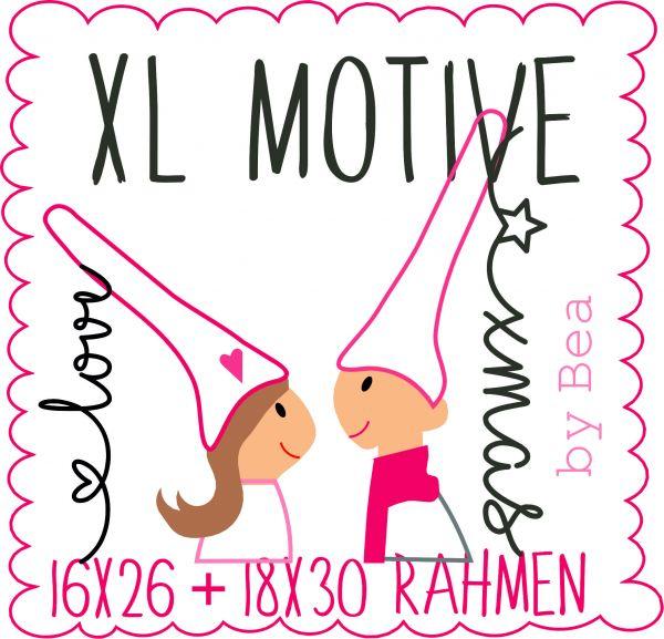 "XL Motive ""XMAS 2019"" 16x26 und 18x30"