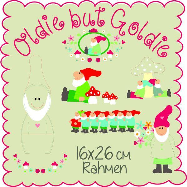 Oldie but Goldie Mützenmann 16x26