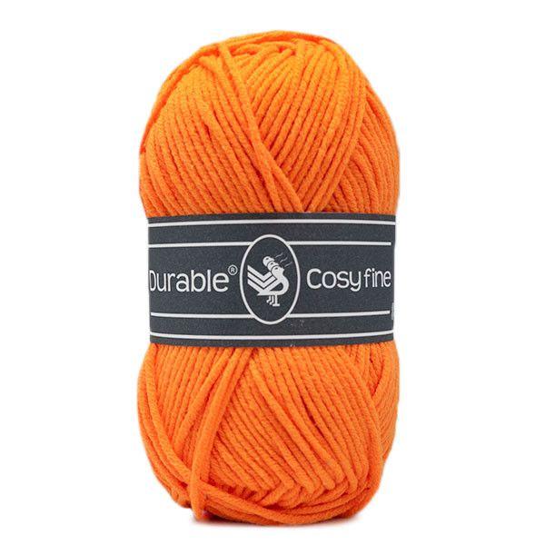 Durable Cosyfine col.1693 / neon orange