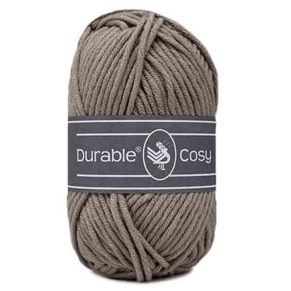 Durable Cosy col.343 / warm taupe