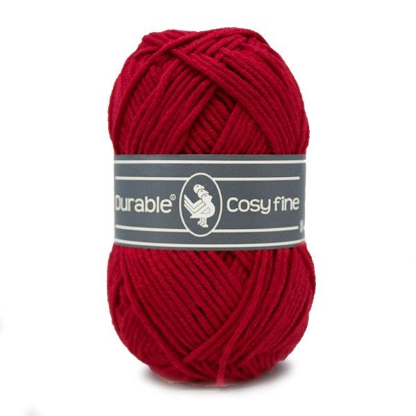 Durable Cosyfine col.222 / Bordeaux