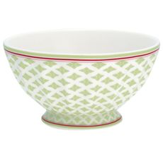French Bowl Sasha Green von GreenGate